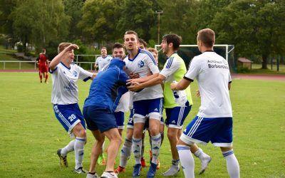SV Blau-Weiß 91 Bad Frankenhausen – VfB Artern 1919 2:2 (0:1)