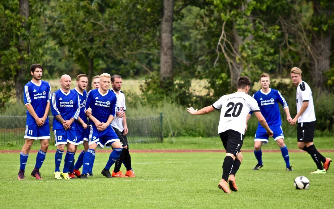 SV Blau-Weiß 91 Bad Frankenhausen – SC Leinefelde 1912 0:0 (0:0)