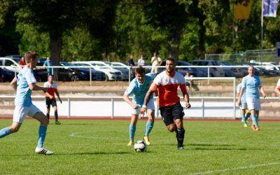 SV Blau-Weiß 91 Bad Frankenhausen – SV Blau-Weiß Büßleben 0:2 (0:1)