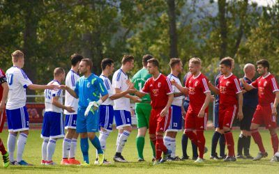 SV Blau-Weiß 91 Bad Frankenhausen – FC Erfurt Nord 2:2 (0:2)