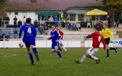 SV Blau-Weiß 91 Bad Frankenhausen SV- 1916 Großrudestedt 0:1 (0:0)