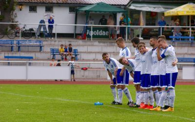 LANDESPOKAL: SV Blau-Weiß 91 Bad Frankenhausen – SG RSV Fortuna Kaltennordheim 1:1 (0:0) 3:5 n.E.