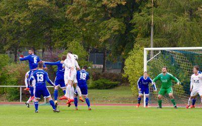 SV Blau-Weiß 91 Bad Frankenhausen – FC Union Mühlhausen 0:3 (0:0)