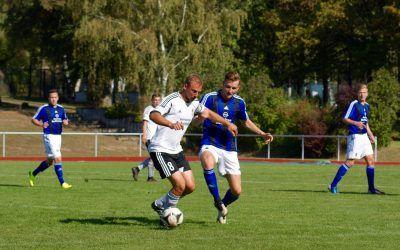 SV Blau-Weiß 91 Bad Frankenhausen – SV Germania Wüstheuterode 3:0 (0:0)