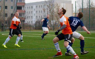 SV Blau-Weiß 91 Bad Frankenhausen – TSV Blau-Weiß Westerengel 1:1 (0:0)