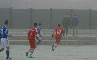 FC Borntal Erfurt – SV Blau-Weiß 91 Bad Frankenhausen 1:3 (1:2)
