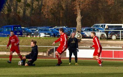 SV Blau-Weiß 91 Bad Frankenhausen – LSG Blau-Weiß Großwechsungen 3:4 (0:1)