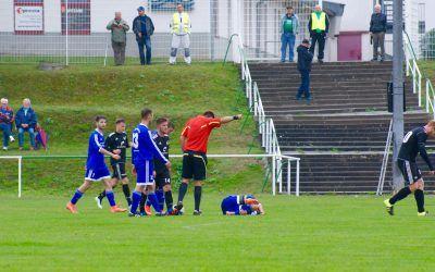 SG SV Fortuna 49 – Körner – SV Blau-Weiß 91 Bad Frankenhausen 4:1 (2:1)