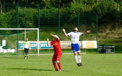 SV Grün-Weiß Siemerode – SV Blau-Weiß 91 Bad Frankenhausen 2:2 (2:2)