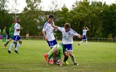 TSV 1861 Bad Tennstedt – SV Blau-Weiß 91 Bad Frankenhausen 0:2 (0:0)