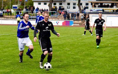 SV Blau-Weiß 91 Bad Frankenhausen – SG SV Fortuna 49 Körner 1:3 (1:0)