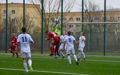 SV Blau-Weiß 91 Bad Frankenhausen – BSV Eintracht Sondershausen 1:4 (0:1)