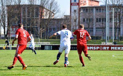 FC Erfurt Nord – SV Blau-Weiß 91 Bad Frankenhausen 6:0 (2:0)