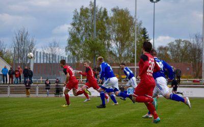 FC Union Mühlhausen – SV Blau-Weiß Bad Frankenhausen 2:1 (1:0)