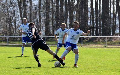 SV Germania Wüstheuterode – SV Blau-Weiß 91 Bad Frankenhausen 4:1 (2:1)