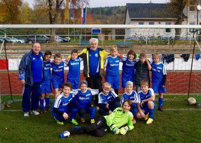 D-Jugend Saison 2016/17
