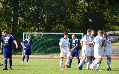 SV Blau-Weiß 91 Bad Frankenhausen – FC Erfurt Nord 2:2 (1:1)