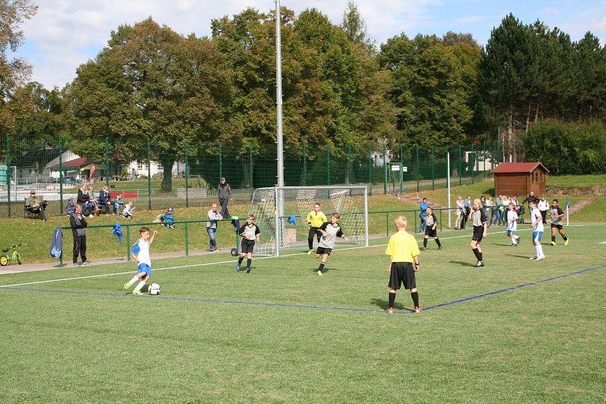 D-Junioren: SV Blau-Weiß 91 Bad Frankenhausen – SpG Udersleben 5:1 (3:1)