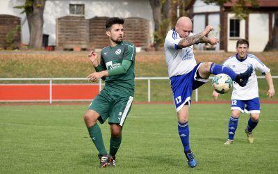 SV Blau-Weiß 91 Bad Frankenhausen – SV Grün-Weiß Siemerode 3:3 (0:0)