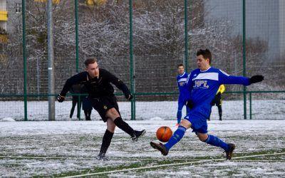 Testspiel: SV Blau-Weiß 91 Bad Frankenhausen – LSG 80 Oberheldrungen 6:1 (2:0)