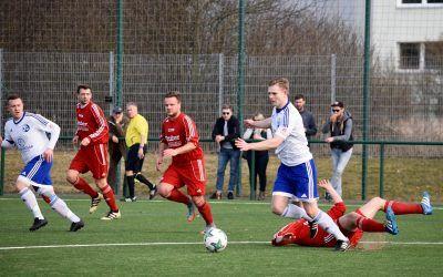 SV Blau-Weiß 91 Bad Frankenhausen – LSG BW Großwechsungen 3:0 (2:0)