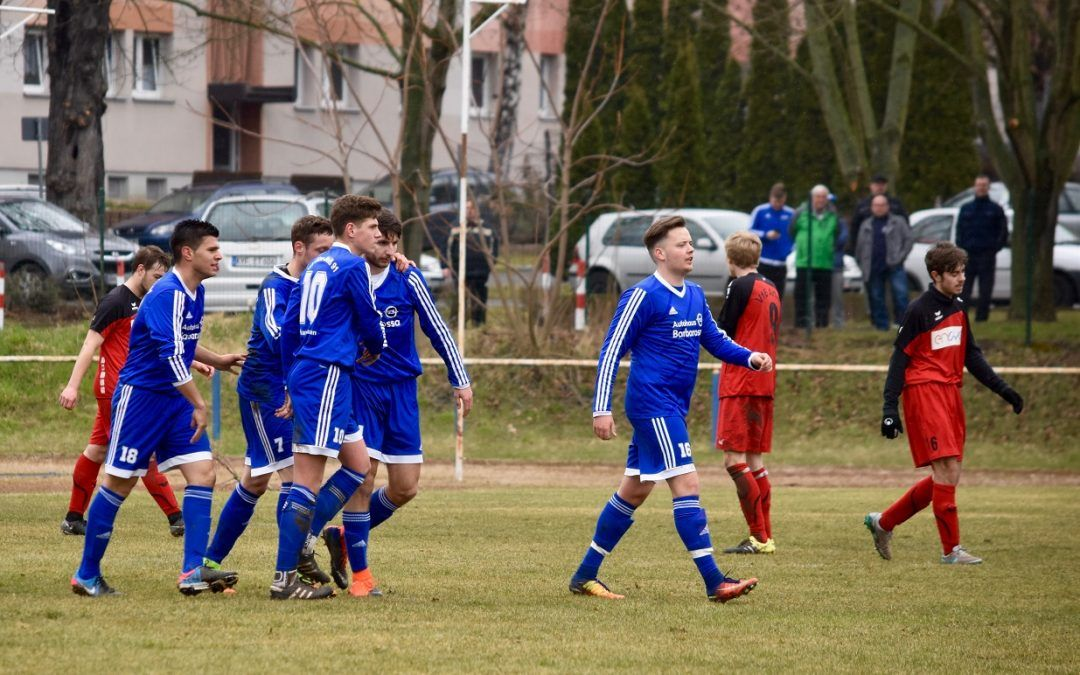 VfB Artern – SV Blau-Weiß 91 Bad Frankenhausen 1:1 (1:1)