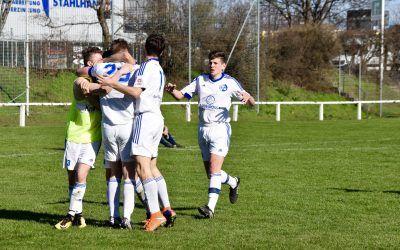 FC Erfurt Nord – SV Blau-Weiß 91 Bad Frankenhausen 2:3 (1:1)