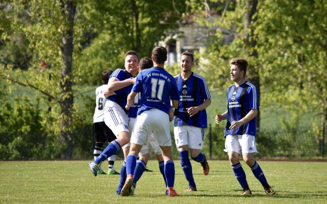 SV Blau-Weiß 91 Bad Frankenhausen – SV Bielen 1926 2:1 (0:0)
