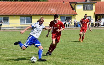 FSV 06 Kölleda – SV Blau-Weiß 91 Bad Frankenhausen 2:1 (0:0)