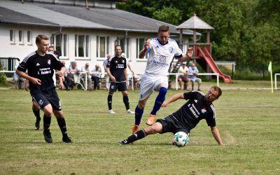 SV Germania Wüstheuterode – SV Blau-Weiß 91 Bad Frankenhausen 0:1 (0:1)