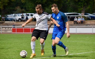 POKAL: SV Blau-Weiß 91 Bad Frankenhausen – SV Bielen 2:1 (1:0)