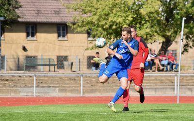 FC Union Mühlhausen – SV Blau-Weiß 91 Bad Frankenhausen 3:7 (2:2)
