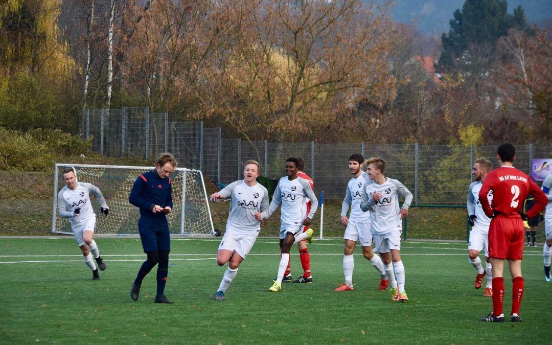 SV Blau-Weiß 91 Bad Frankenhausen – SG An der Lache Erfurt 2:2 (1:0)