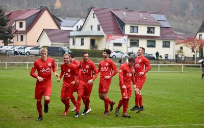 SV Germania Wüstheuterode – SV Blau Weiß 91 Bad Frankenhausen 1:1 (0:1)