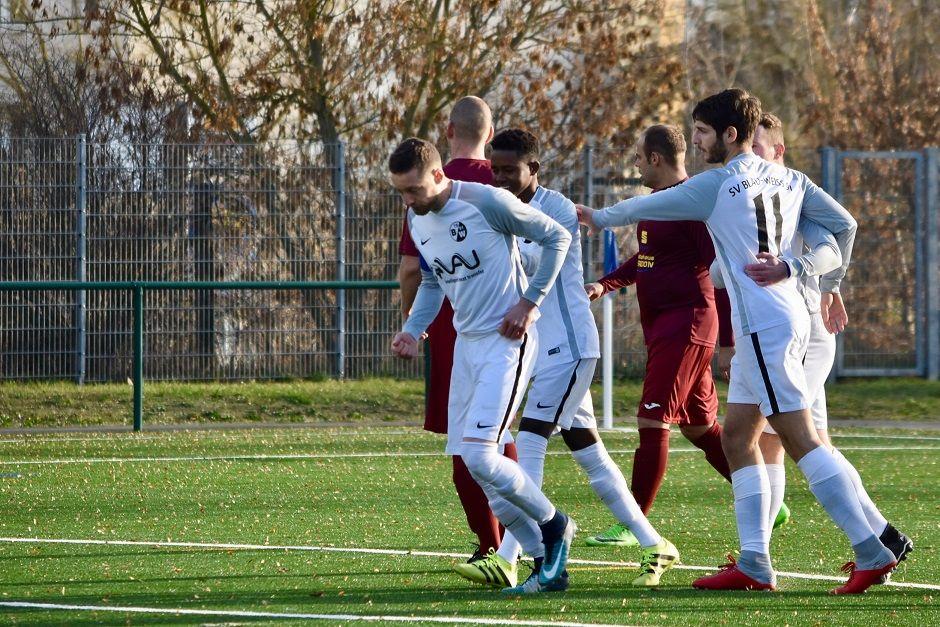 SV Blau-Weiß 91 Bad Frankenhausen – BSV Eintracht Sondershausen II 3:2 (2:0)