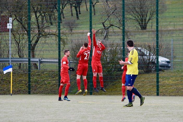 SG SC Leinefelde 1912 – SV Blau-Weiß 91 Bad Frankenhausen 0:7 (0:4)