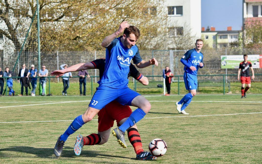 SV Blau-Weiß 91 Bad Frankenhausen – SV 1926 Bielen 6:1 (2:0)