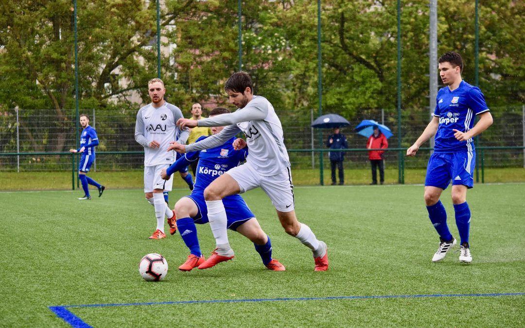 SV Blau-Weiß 91 Bad Frankenhausen – FSV Sömmerda 4:2 (1:1)