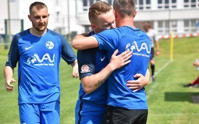 BSV Eintracht Sondershausen II – SV Blau-Weiß 91 Bad Frankenhausen 2:4 (0:2)