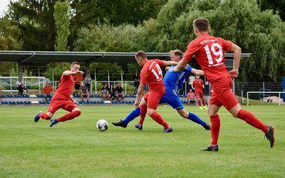 FC An der Fahner Höhe – SV Blau-Weiß 91 Bad Frankenhausen 4:2 (1:2)