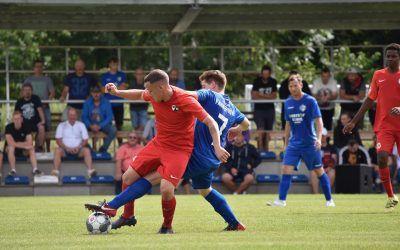 POKAL: FC An der Fahner Höhe – SV Blau-Weiß 91 Bad Frankenhausen 5:0 (3:0)