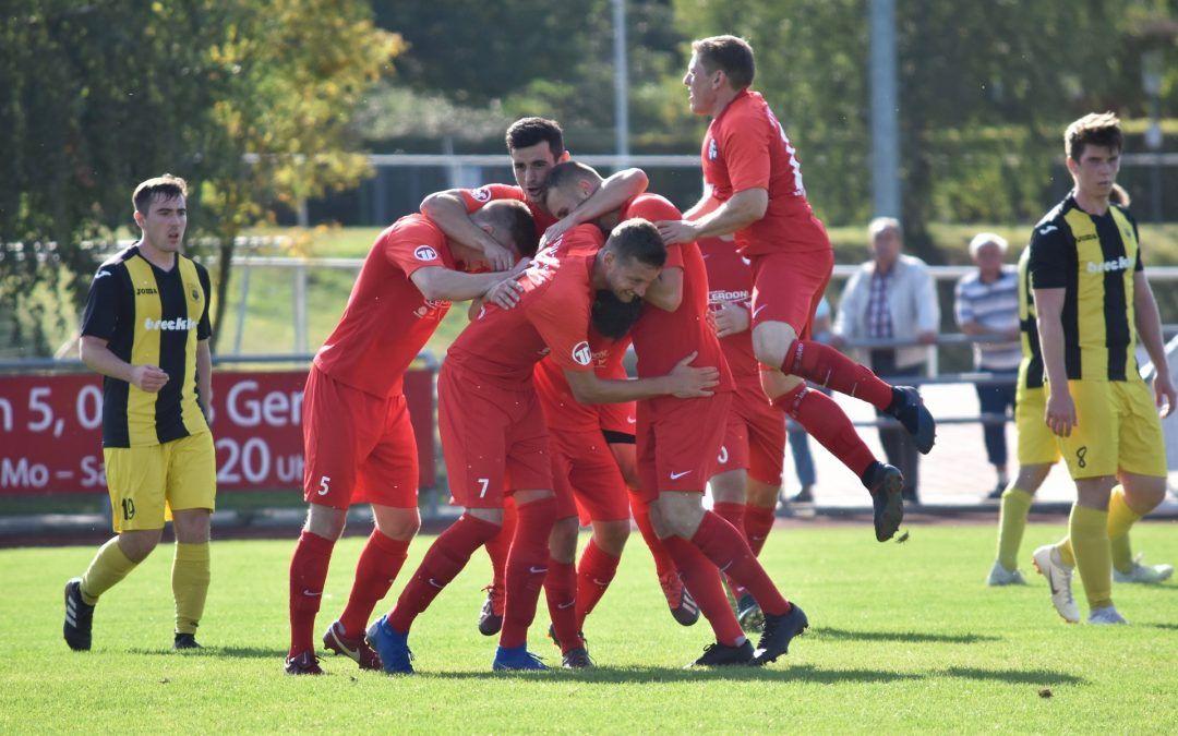 SG FC Thüringen Weida – SV Blau-Weiß 91 Bad Frankenhausen 0:3 (0:0)