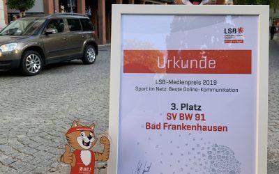 Treppchenplatz verteidigt