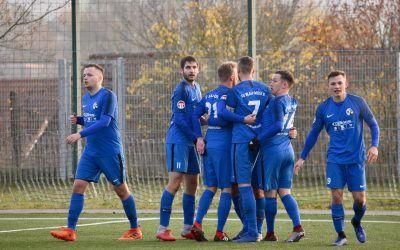 SV Blau-Weiß 91 Bad Frankenhausen – Spielvereinigung Geratal 3:1 (0:0)