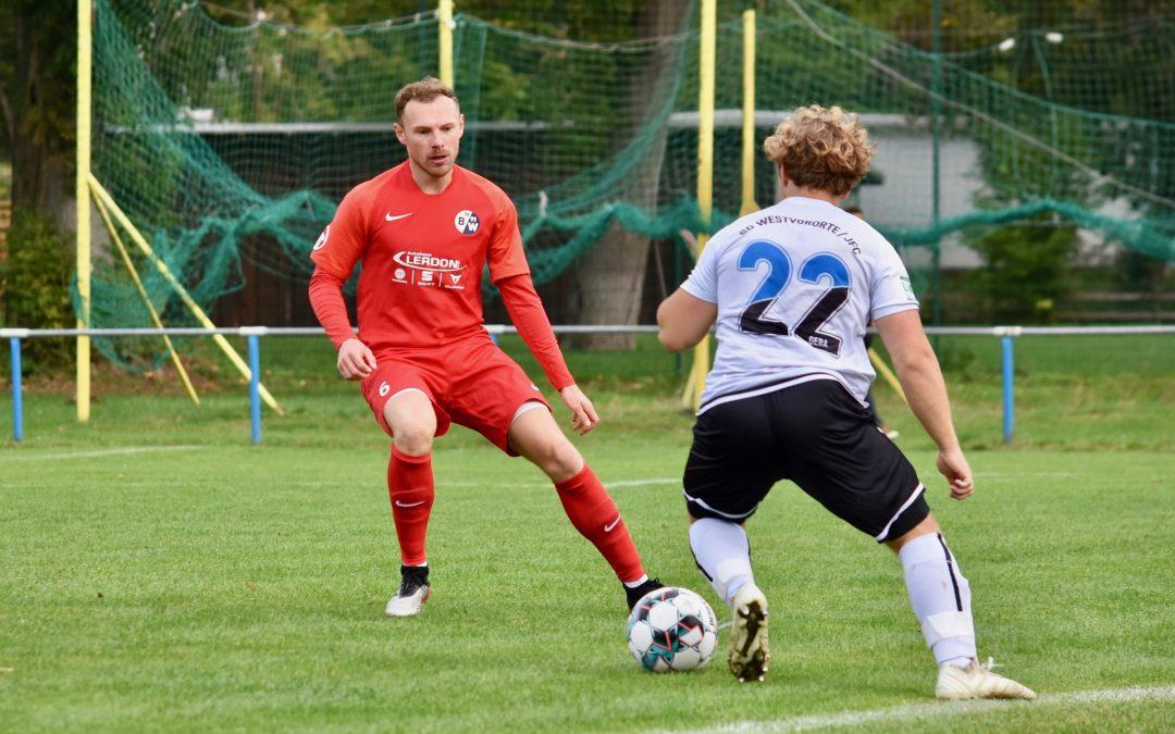 TSV Gera Westvororte – SV Blau-Weiß 91 Bad Frankenhausen 5:2 (2:1)