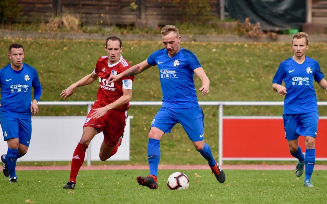 SV Blau-Weiß 91 Bad Frankenhausen – 1.SC 1911 Heiligenstadt 1:1 (1:1)