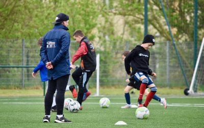Aktuelle Trainingszeiten Kleingruppentraining