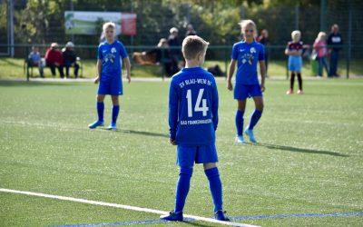 Junioren starten in den Pflichtspielbetrieb
